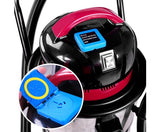 Industrial Commercial Bagless Dry & Wet Vacuum Cleaner 60L