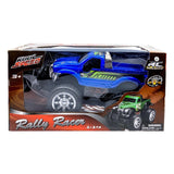 Kool Speed 1:14 Remote Control Blue Rally Racer