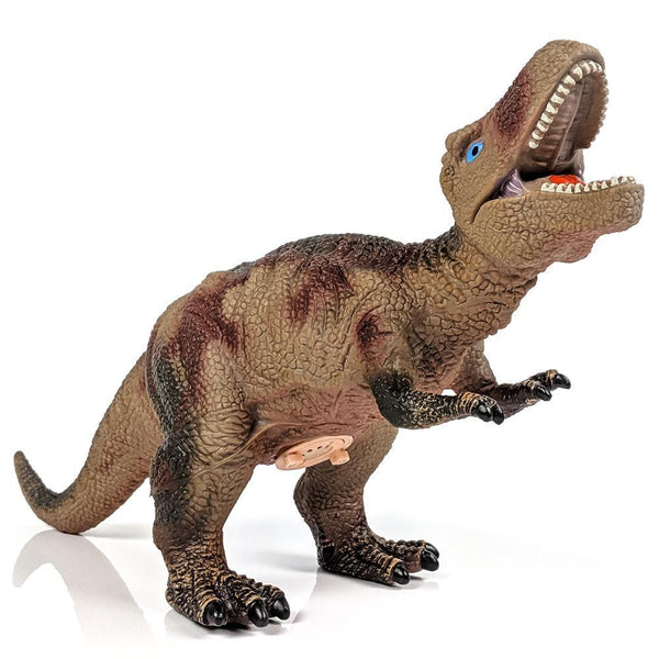 Large Vinyl Roaring T-Rex Dinosaur with Sounds