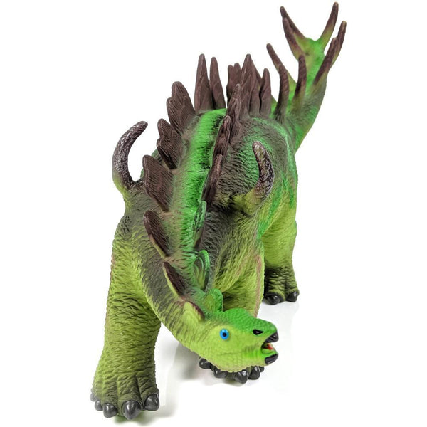 Large Vinyl Spinosaurus Dinosaur Figure with Sounds