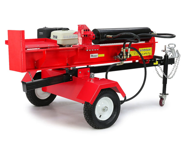 Yukon Petrol Log Splitter 60Ton