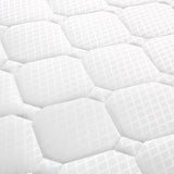 High Density Foam Pocket Spring Mattress 21cm Single