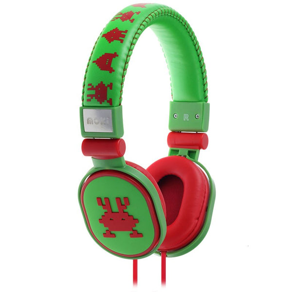 Moki-Popper-Headphones---Martian-Green-KLK-afterpay-zippay