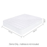 Cotton Cover Mattress Protector – Double