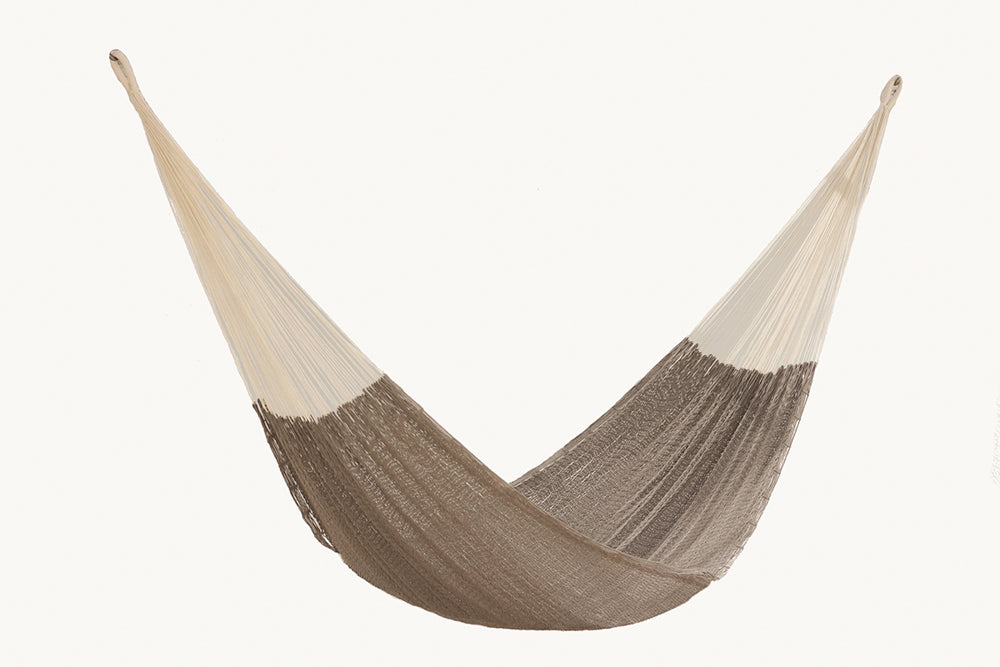 Jumbo Size Outdoor Cotton Hammock in Dream Sands