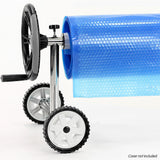Adjustable Swimming Pool Cover Roller - 6.45m