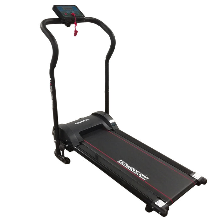 Treadmill V10 Cardio Running Exercise Home Gym - Black PowerTrain