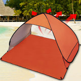Easy Pop Up Portable Beach Canopy Sun Shade Shelter Outdoor Camping Fishing Tent