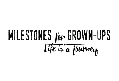 milestones for grown-ups cards