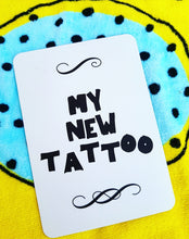 My new tattoo. Milestone cards for your 30s. Adulting is hard. 30 is the new 20. Life is a journey... share your ride! Milestone cards for grown-ups. #ink
