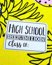 High school reunion. Class of... Milestone cards for your 30s. Adulting is hard. 30 is the new 20. Life is a journey... share your ride! Milestone cards for grown-ups.