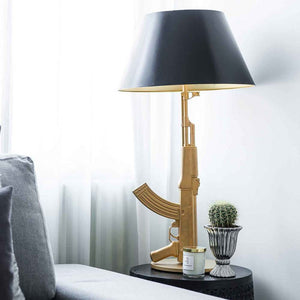 Ak47 Table Lamp