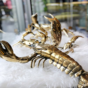 Gold Lobster