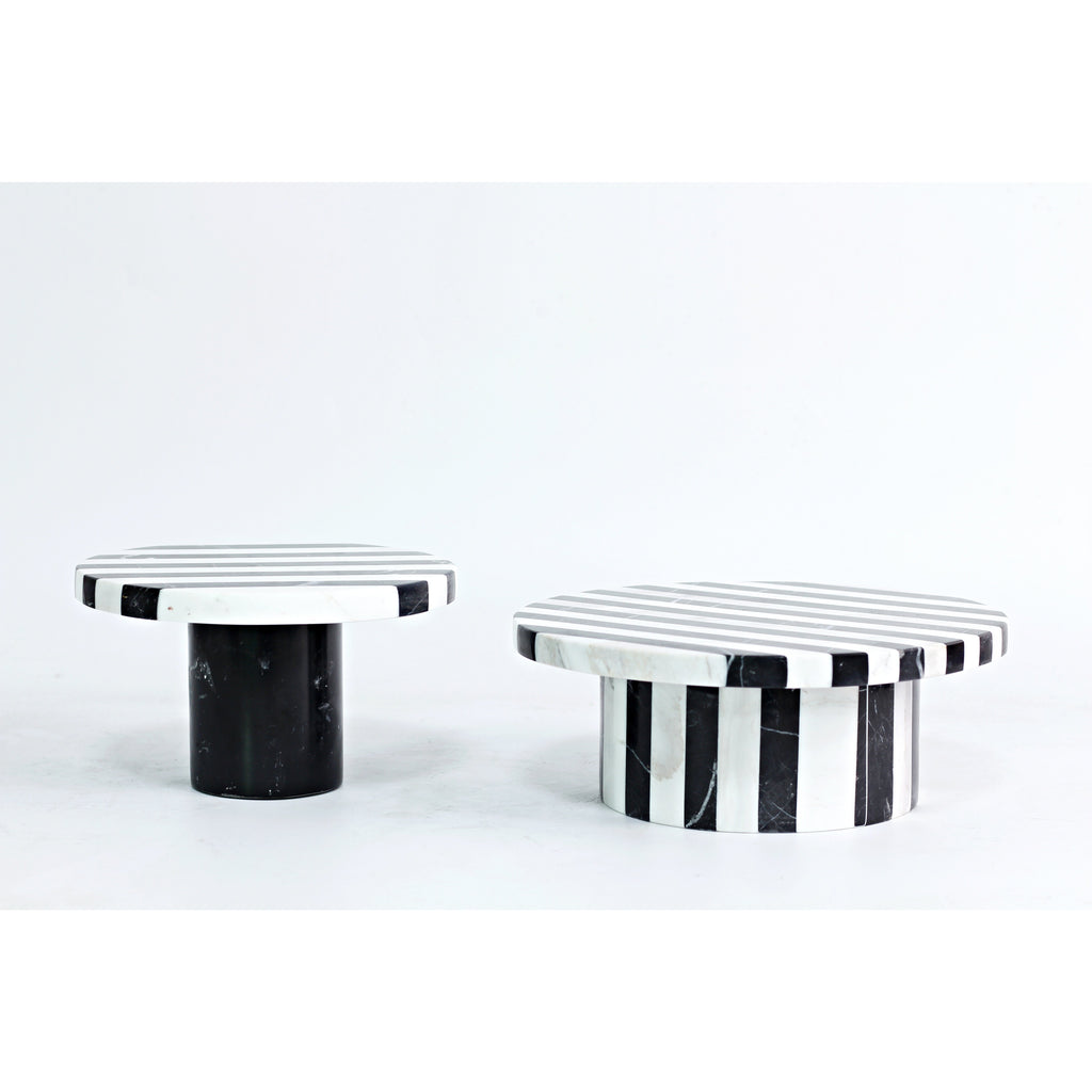 Souffle Marble cake stand