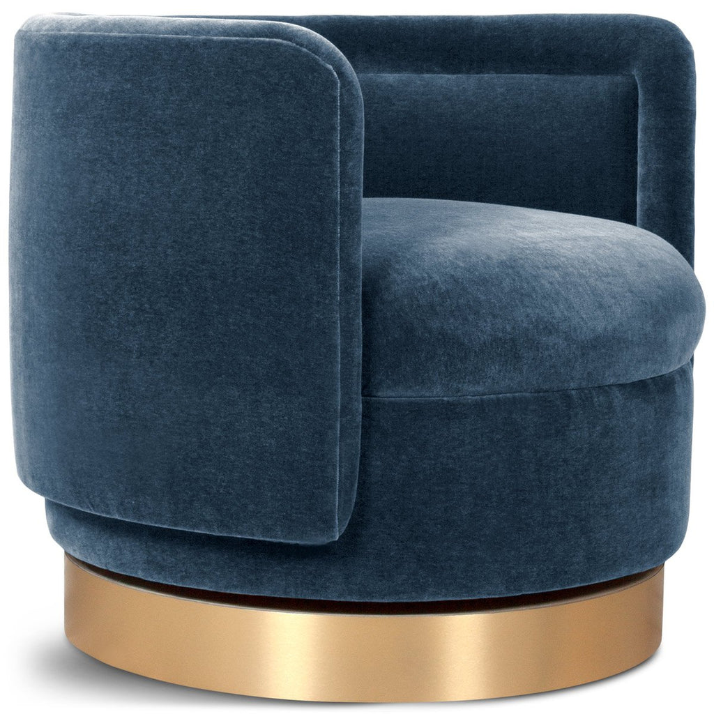 Chubby Swivel Chair