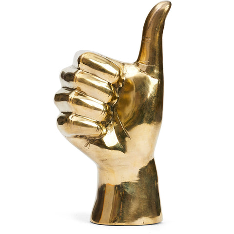 Brass Hand - Thumbs Up