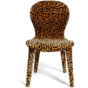 Leopard Dining Chair