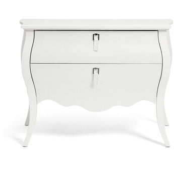 Manhattan Commode - White