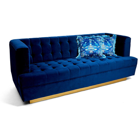 Joshua Sofa - Blue