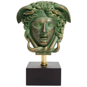 Medusa Bronze Guardian Protectress