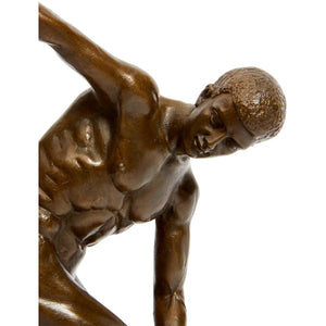 Male Discus Thrower (The Discobolus of Myron)