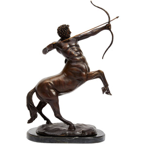 Sagittarius Bronze Sculpture