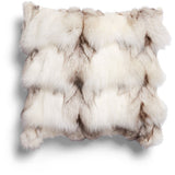 Fox Fur cushion