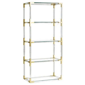 Jacques Acrylic  Display shelf