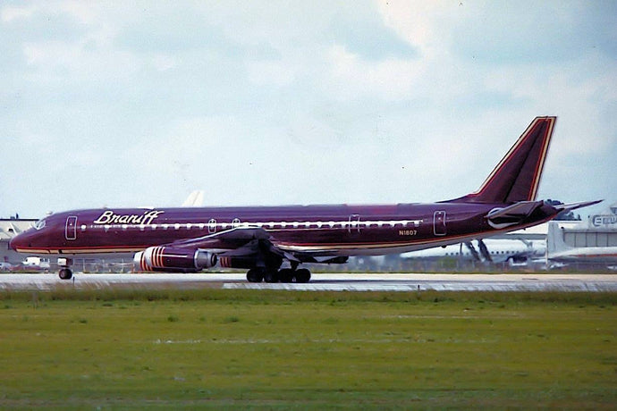 Braniff History Today - 12/8/1977