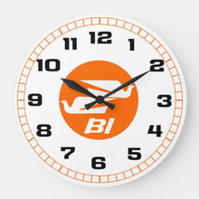 Clock Braniff 727 Bulkhead with Bluebirds