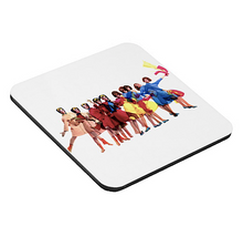 Drink Coaster Braniff Pucci Design Air Strip I Set of 6
