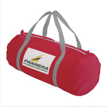 Duffle Gym Bag with Braniff BI Logo or Panagra Design