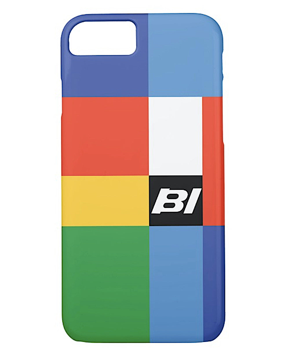 Phone Case iPhone and Galaxy Barely There Braniff Alexander Girard Design Multi