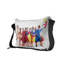 Messenger Bag or Purse by Rickshaw for Braniff International Air Strip I