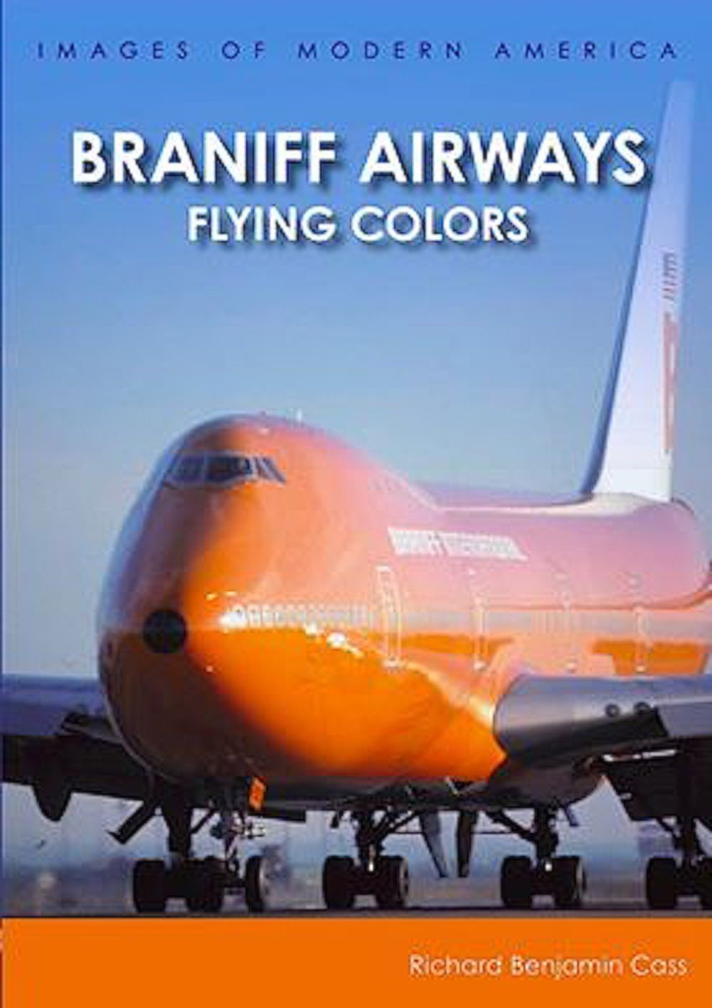 Book Braniff Airways: Flying Colors