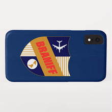 Phone Case iPhone and Galaxy Barely There Braniff 707 El Dorado Super Jet Blue