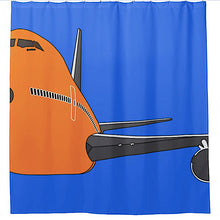 Shower Curtain 747 Braniff Place