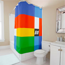 Shower Curtain Alexander Girard Multi Design
