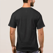 T-Shirt Basic Short Sleeve Black Braniff Sped Up