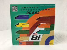 Airplane Model Braniff International McDonnell-Douglas DC-8-62 Girard Panagra Green 1/200 Scale