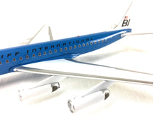 Airplane Model Braniff International McDonnell-Douglas DC-8-62 Alexander Girard New Dark Blue 1/200 Scale
