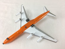 Airplane Model Braniff International McDonnell-Douglas DC-8-62 Alexander Girard Orange 1/200 Scale