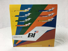 Airplane Model Braniff International Boeing 727-100 Girard Ochre  Solid Color Scheme 1/200 Scale