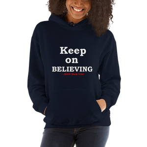 """BELIEVING"" Hoodie 2"