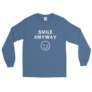 """Smile Anyway"" LS White"