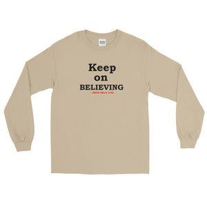 """BELIEVING"" Long Sleeve"