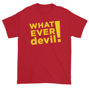 """Whatever devil!"" Gold"