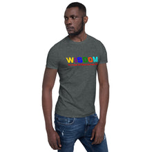 Load image into Gallery viewer, WISDOM Color Tee