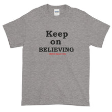 "Load image into Gallery viewer, ""BELIEVING"" T-Shirt"