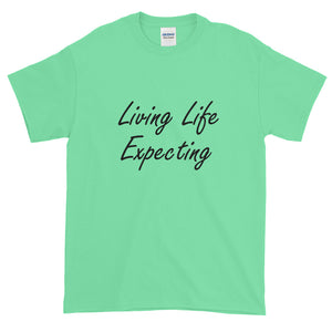 """Expecting"" Plus Size Black"